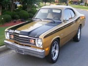Plymouth Duster 114500 miles